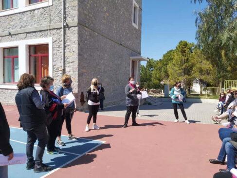 Ναύπλιο: Τελευταίες οδηγίες στις σχολικές καθαρίστριες πριν το κουδούνι στα Λύκεια