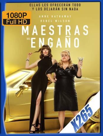 Maestras del Engaño (2019) BDRip 1080p x265 Latino [GoogleDrive] Ivan092