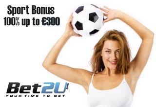 Bet2u Bonus
