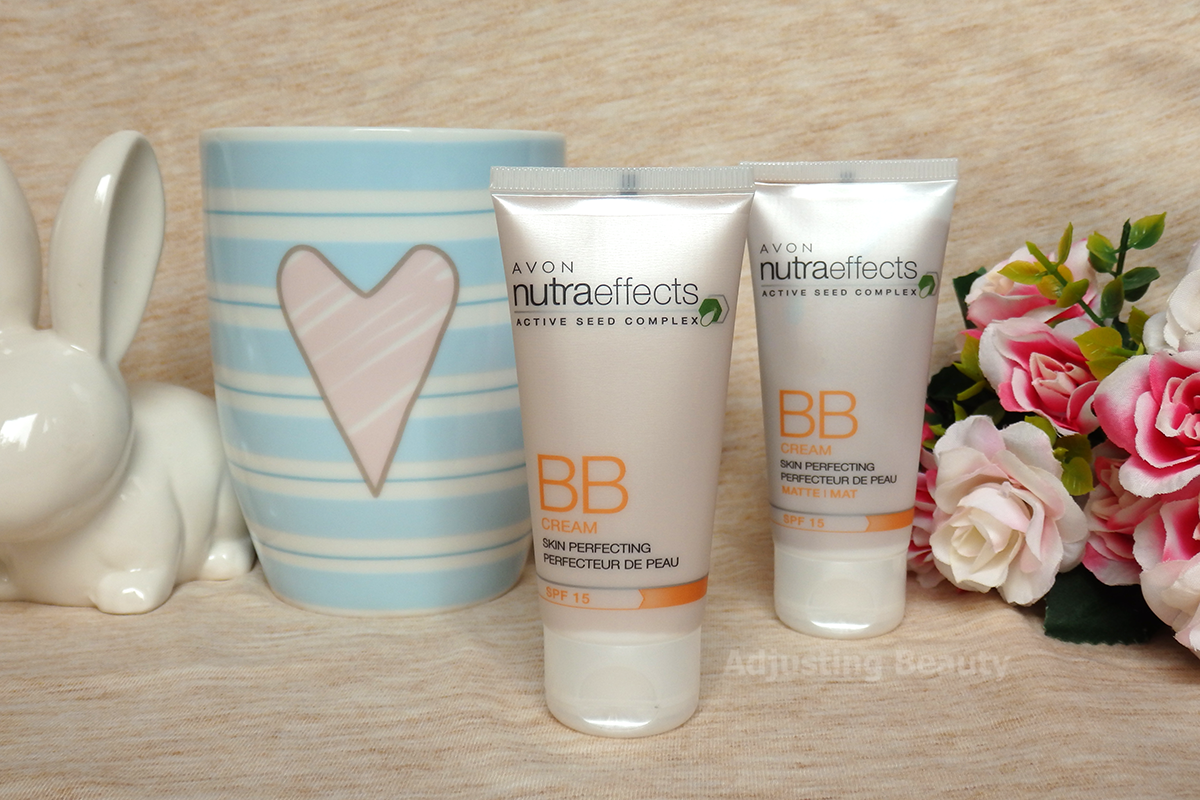 Review: Avon Nutra Effects Skin Perfecting BB Cream (Light ...