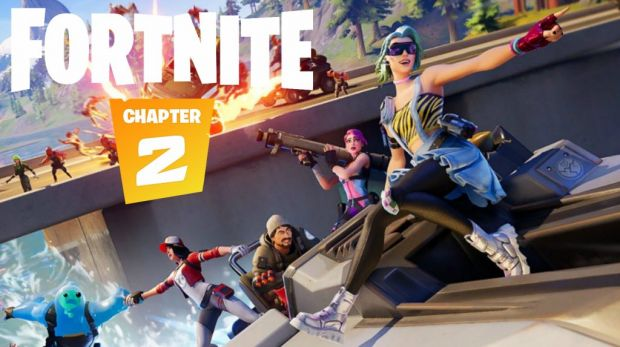 Fortnite Dive! Challenges list for Week 8