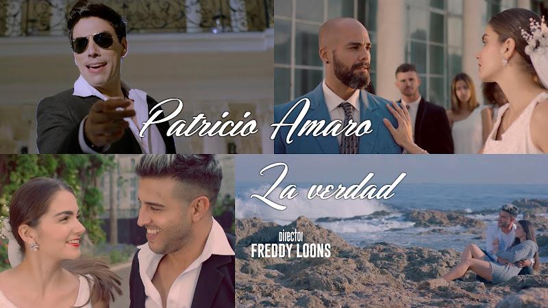 Patricio Amaro - ¨La verdad¨ - Videoclip - Dirección: Freddy Loons. Portal del Vídeo Clip Cubano