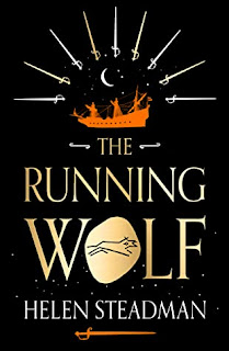 Review: The Running Wolf by Helen Steadman