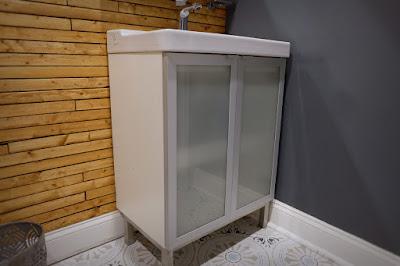 ikea hack fullen talleviken cabinet vanity bath