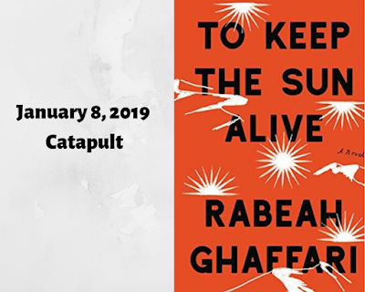 To Keep the Sun Alive, Rabeah Ghaffari, InToriLex