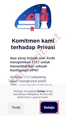 kebijakan privasi dan ketentuan layanan 1.1.1.1