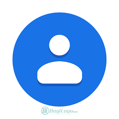 Google Contacts Logo Vector