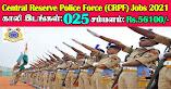CRPF Recruitment 2021 25 Assistant Commandant Posts