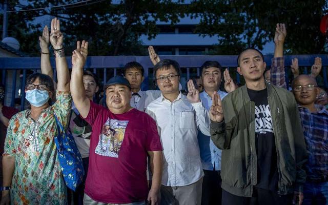 Beda dengan di Sini, Influencer Thailand Justru Dukung Aksi Mahasiswa dan Rakyat