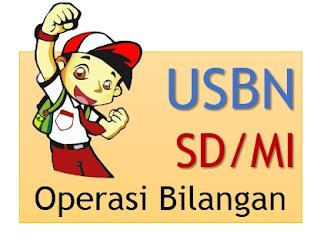 Latihan Soal USBN SD: Operasi Hitung Bilangan Bulat