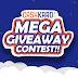 Cashkaro Mega Giveaway Contest !!