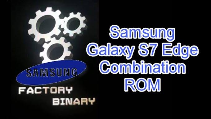 Samsung S7 Edge  G935F Combination File Binary U4 Free Download