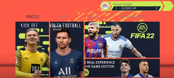 FIFA 22 Original Apk Obb Data Android Offline Download