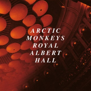Arctic Monkeys - Live at the Royal Albert Hall Music Album Reviews