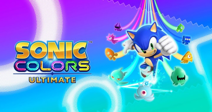 Sonic Colours: Ultimate 'Digital Editions' Speed to Consoles, Switch + PC Today