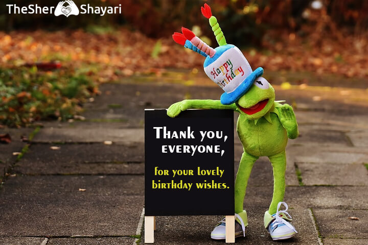 happy birthday wishes reply answers
