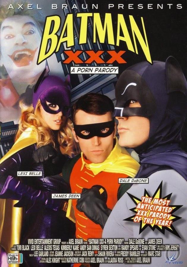 batman xxx porn parody full