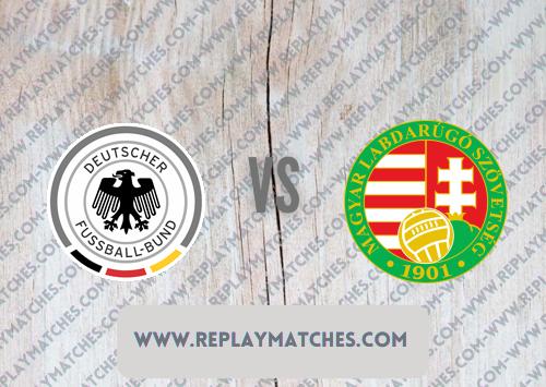 Germany vs Hungary -Highlights 23 June 2021