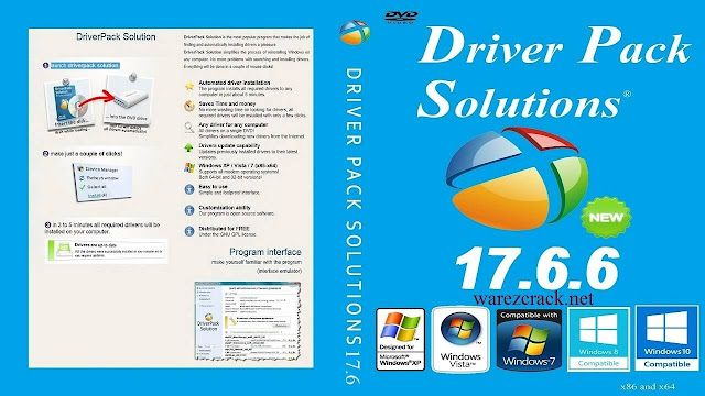 Driver Pack Solution 2017 - Download Torrent