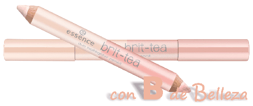 Duo highlighter pencil clon Benefit