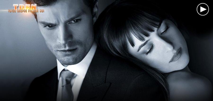 Anastasia Steele, rămâne fascinată de lumea lui Christian Grey, în noul clip pentru Fifty Shades Of Grey