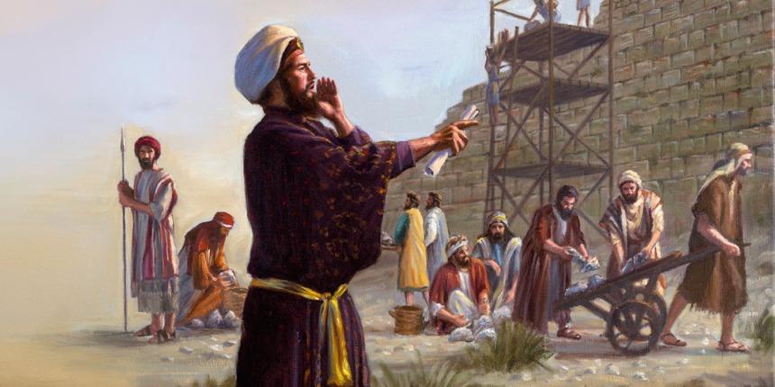 Nehemías: ejemplo de Planificación - En Su Órbita