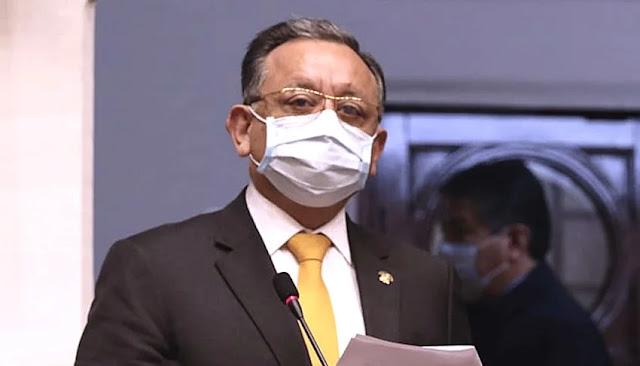 Poder Judicial dicta impedimento de salida contra Edgar Alarcón