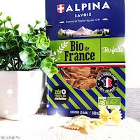 "Unboxing DegustaBox Août ""La Rentrée"" alpina"