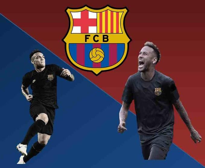 Transfer wars Feat Barca