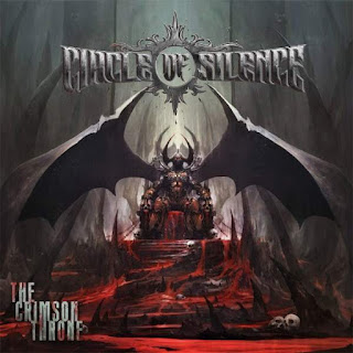 "Το βίντεο των Circle of Silence για το ""Wild Eyes"" από το album ""The Crimson Throne"""