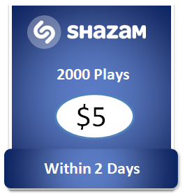 2000 buy Shazam Plays