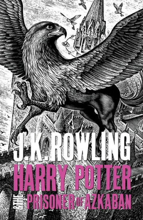 Harry Potter and the Prisoner of Azkaban - A Novel by J.K. Rowling