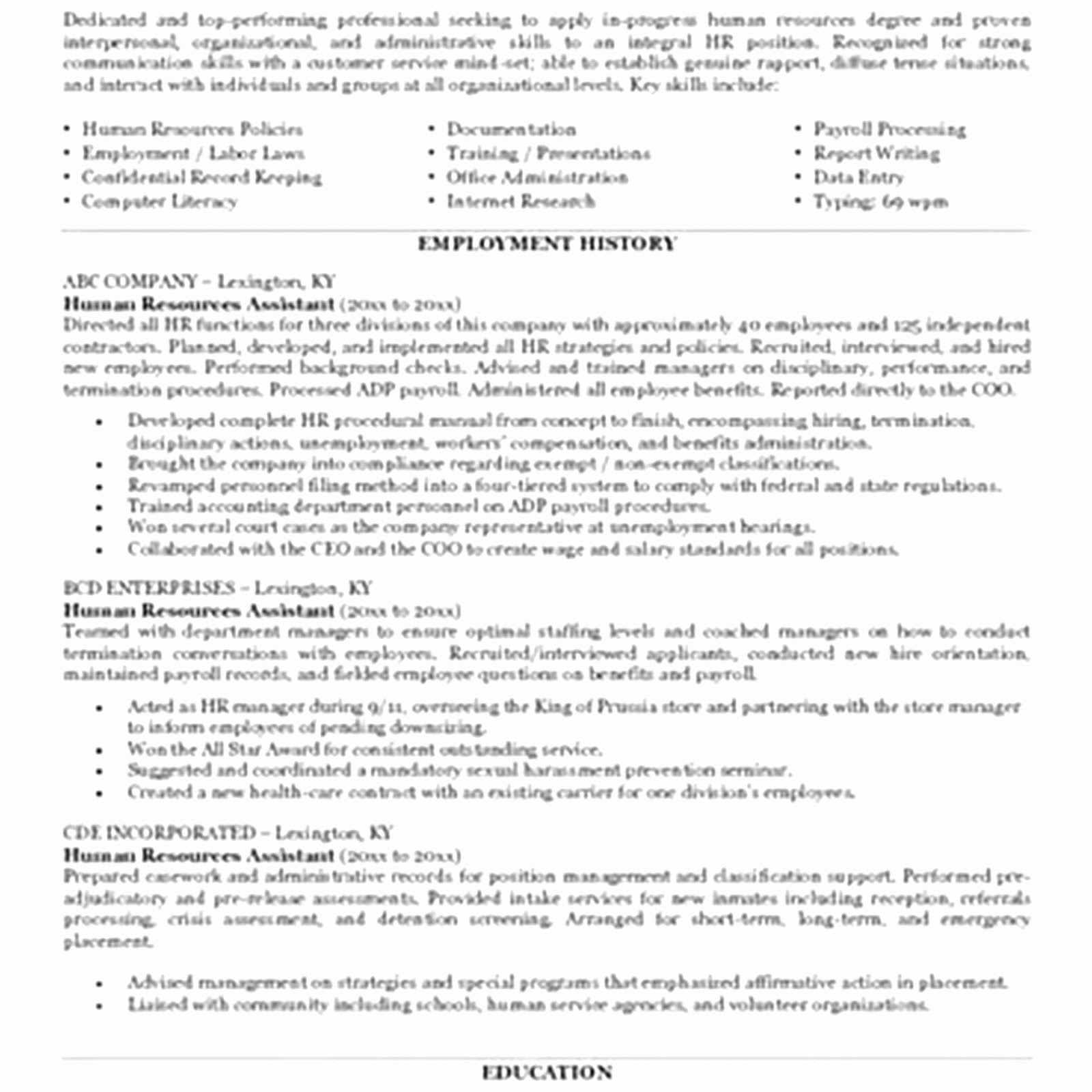 Administrative Assistant Resume, administrative assistant resume summary, administrative assistant resume examples