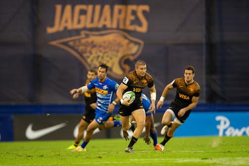 Jaguares listos para el match en Wellington