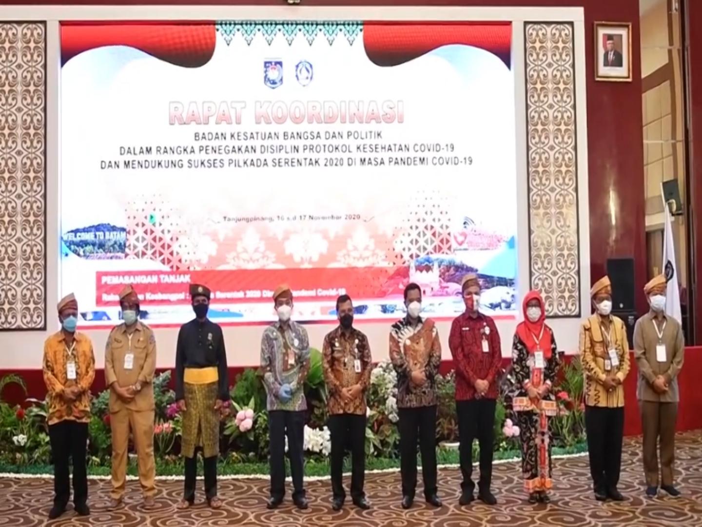 Pjs Gubernur Provinsi Kepri Dr.Drs.Bahtiar Baharuddin,M,Si