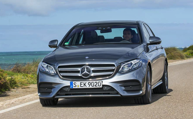 2016 Mercedes-Benz e350 Review