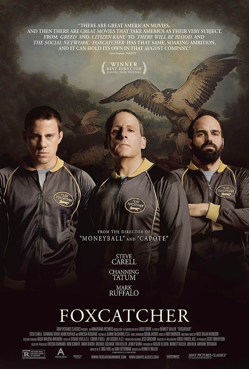 Foxcatcher 2014 - Full (HD)