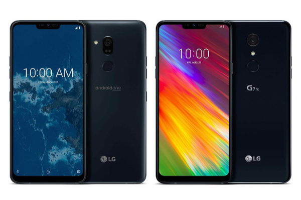 IFA 2018: LG G7 Fit and LG G7 One (LG's first Android One phone) launched