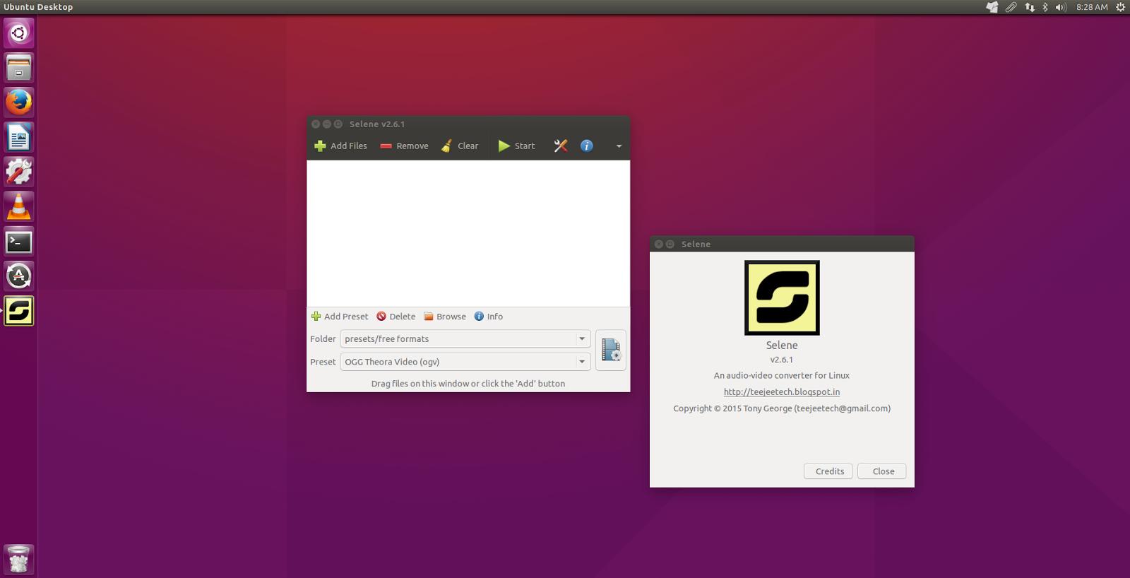 Ubuntu Alive, Explore, And Learn : Selene 2 6 1 Video