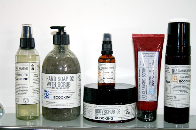 Ecooking Spring Releases - Vegan and sustainable beauty + Giveaway
