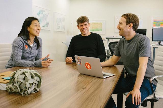 Facebook CEO Mark Zuckerberg Welcomes Mr. Brian Pinkerton As Chief Technology Officer at Chan Zuckerberg Initiative