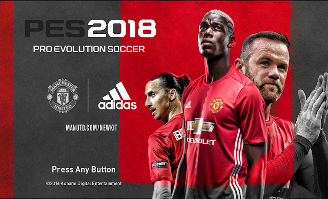 fa9f88644db PES 2013 Manchester United Start Screen - Micano4u