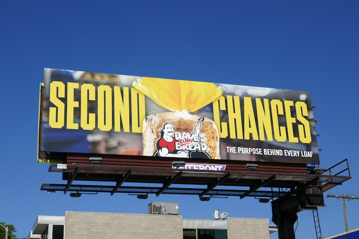 Daves Killer Bread Second Chances billboard