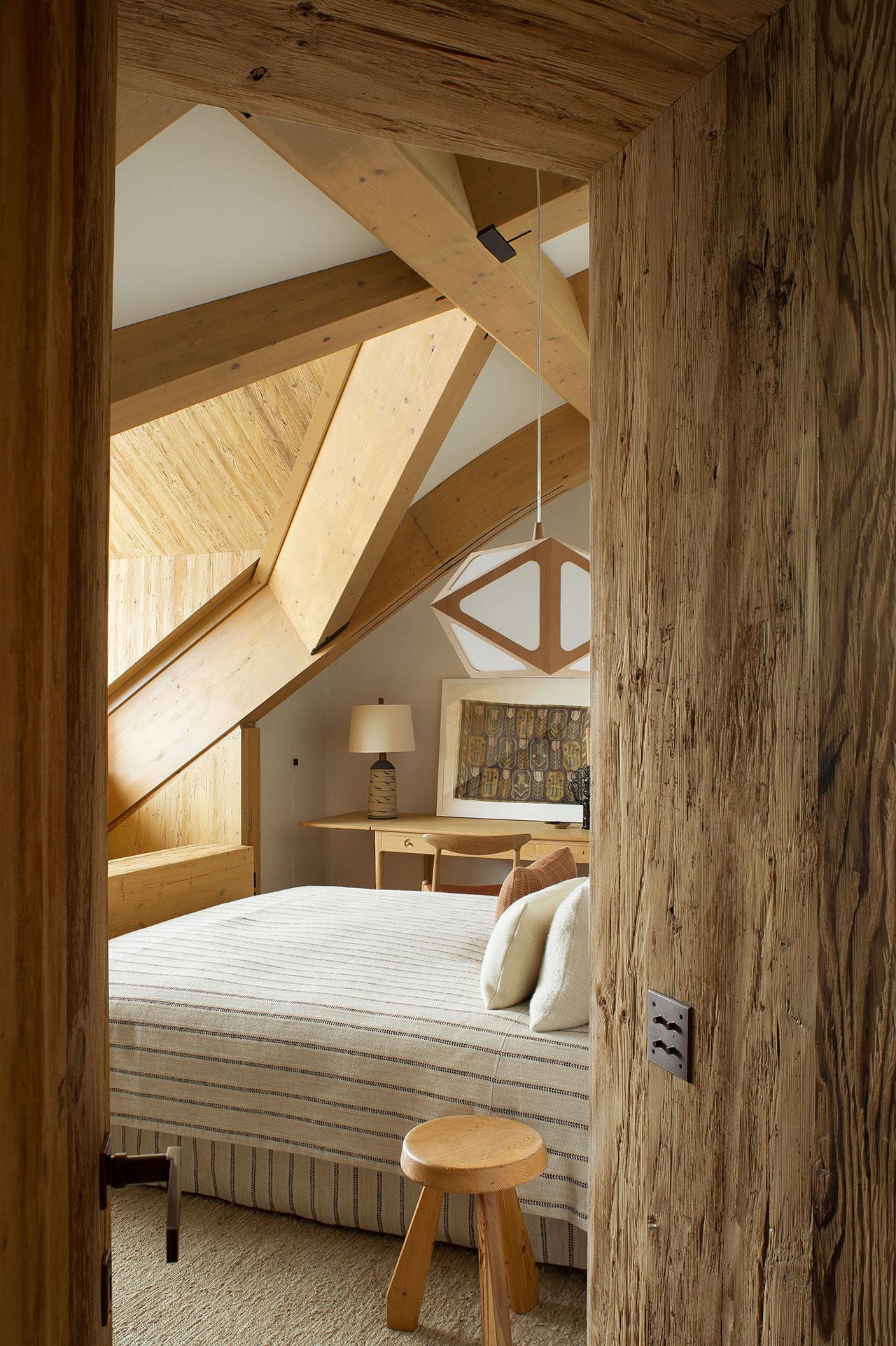 Décor Inspiration: Pierre Yovanovitch's Alpine Penthouse