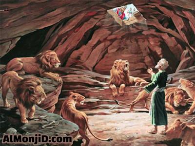 النبي دانيال, إسلام, قصص تاريخيه, حقائق تاريخيه, قصص بني إسرائيل, إسرائيليات, دانيال والأسدان, قصة النبي دانيال والأسدان