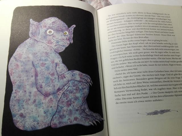 [Books] Walter Moers - Prinzessin Insomnia & der albtraumfarbene Nachtmahr