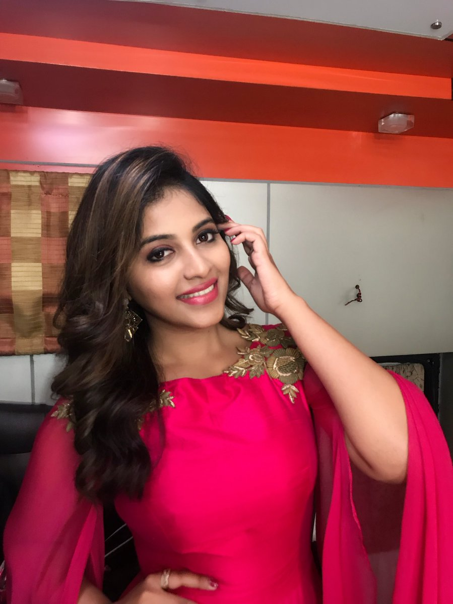 Actress Anjali Latest Stills at Balloon Movie Audio Launch