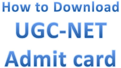 How-to-download-UGC-NTA-Net-admit-card