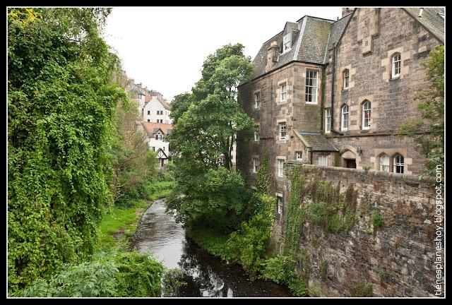 Dean Village Edimburgo (Escocia)