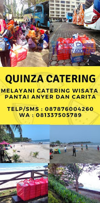quinza catering wisata anyer